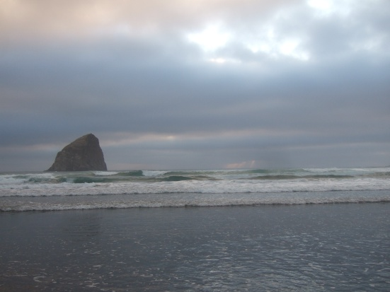 pacific city waves
